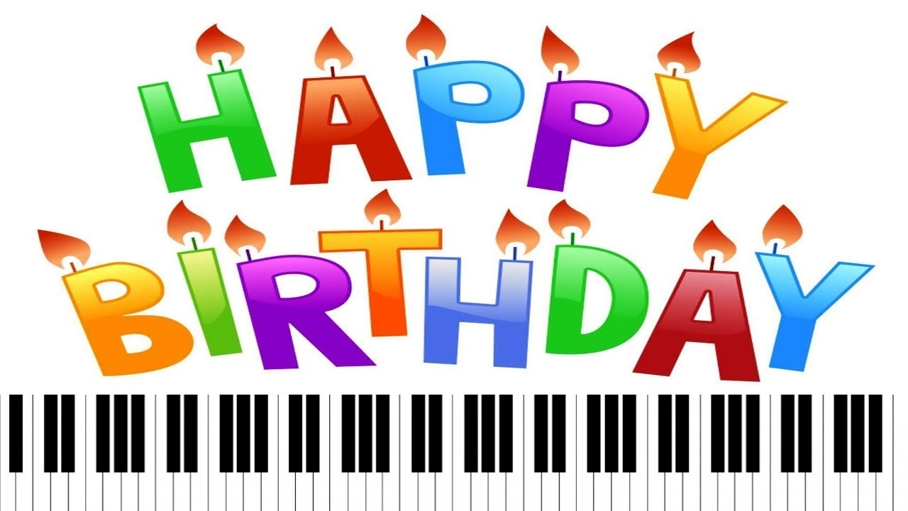 how to play piano happy birthday song