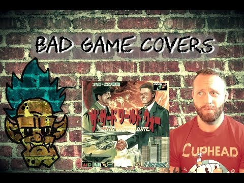 Worst Video Game Box Art | Ugly Game Covers