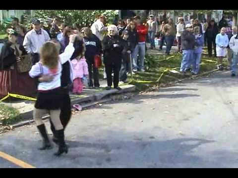 Authentic Polka Dancing
