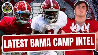 Alabama Football - Nuggets From Saturday Scrimmage (Late Kick Cut)