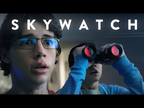 SKYWATCH: a Sci-Fi Short (w/Jude Law)
