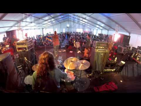 Ghost Town Blues Band live at Beale Street Music Festival 2016 -pt1