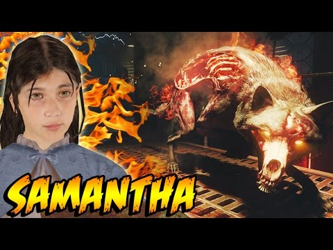 The Story of SAMANTHA MAXIS! Call of Duty Black Ops 3 Zombies, Black Ops 2 & World at War Storyline