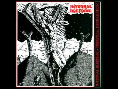 Internal Bleeding - Perpetual Degradation (1994) [Full EP] Wild Rags Records