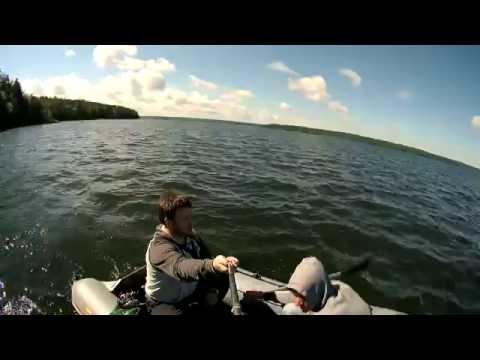лодка пластиковая слк-280