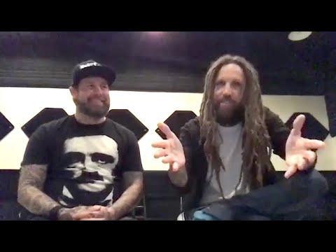 Korn + Breaking Benjamin Members Have a Big Announcement!