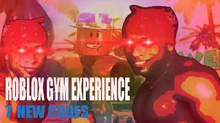 ROBLOX (CODES!) Weight Lifting Simulator 3: Roblox Gym Experience