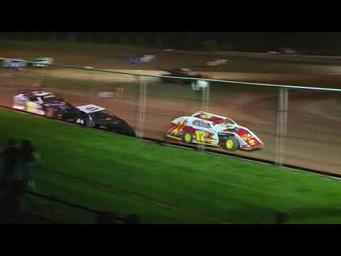 Ohio Valley Speedway Modified Feature/Post Race Interview 6-15-2019