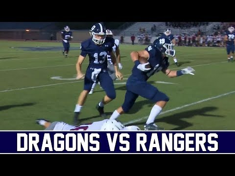 Rangers Network Presents - Round Rock Dragons vs Smithson Valley Rangers