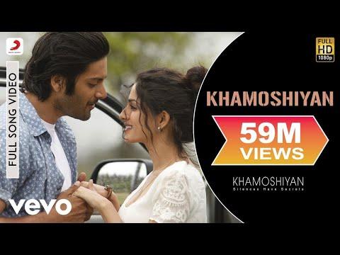 Bollywood song Khamoshiyan Lyrics | Bollywood Lyrica
