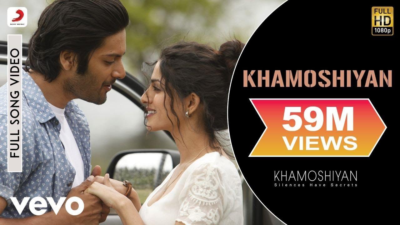 Download Khamoshiyan Full Video - Title Track|Arijit Singh|Ali Fazal, Sapna Pabbi, Gurmeet C