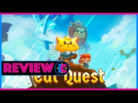 REVIEW / Cat Quest