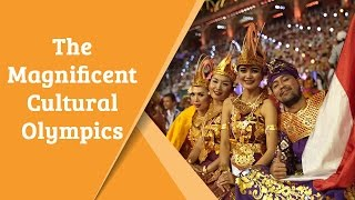 The Magnificent Cultural Olympics - Heart Touching Moments! World Culture Festival 2016