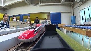 180503 鉄道模型と写真と楽しむ集い in 秋田県児童会館 (4)