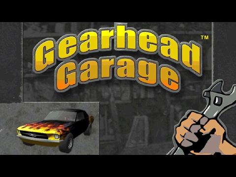 Gearhead Garage The Virtual Mechanic smallgamesws