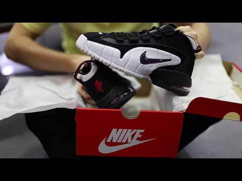 c0422455bb Unboxing Sneakers Nike Air Max Penny Black 685153-003 | Freesneak Shop -  YouTube