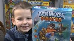 Bermuda Pirates (Huch!) - ab 7 Jahre - Schnippen mit Schiffen und Magneten