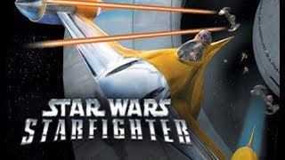 Star Wars: Starfighter Full Game Walkthrough Gameplay & Ending - No Commentary Longplay (PS2)