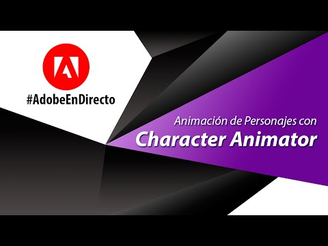Introducción a Character Animator #AdobeEnDirecto