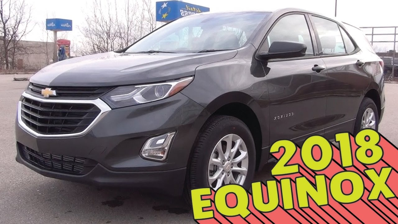 2018 Chevrolet Equinox Awd Ls Model Bennett Gm New Car Dealer