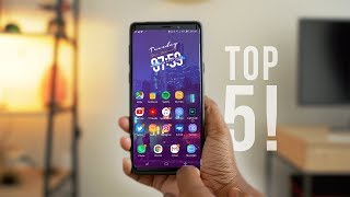 Top 5 Must Have Android Apps - January 2019!