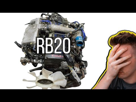 Here's What Makes the Nissan RB20 So Special