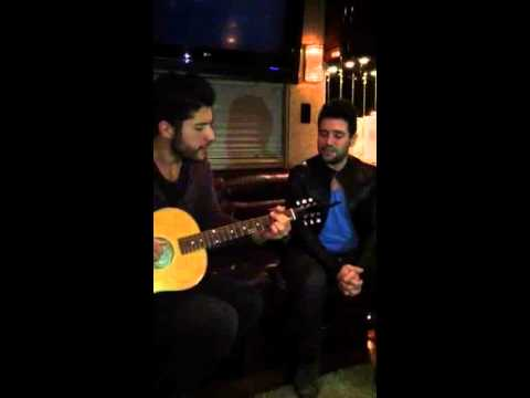 """Dan + Shay """"Can't Say No"""" On Their Tour Bus"""