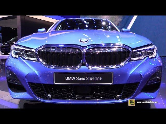 2019 Bmw 3 Series 330i M Sport Exterior And Interior Walkaround