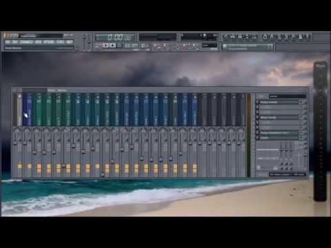 Hello - Super Lunar (FL Studio 11)