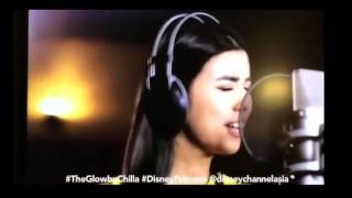 Chilla Kiana The Glow Disney Princess Disney Channel speech 1