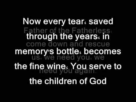 Father of the Fatherless lyrics - Jason Upton