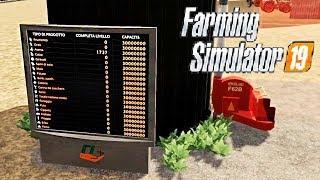 #15 - MOD PANNELLO INFORMATIVO SILOS - FARMING SIMULATOR 19 ITA