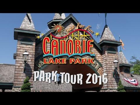 Canobie Lake Park Tour (2016)