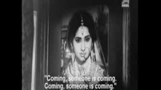 Ke jege acho-Singer -Lata Mangeshkar.Music- Hemanta Mukherjee