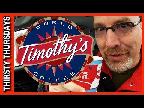 Thirsty Thursdays - Timothy