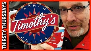 Thirsty Thursdays - Timothy