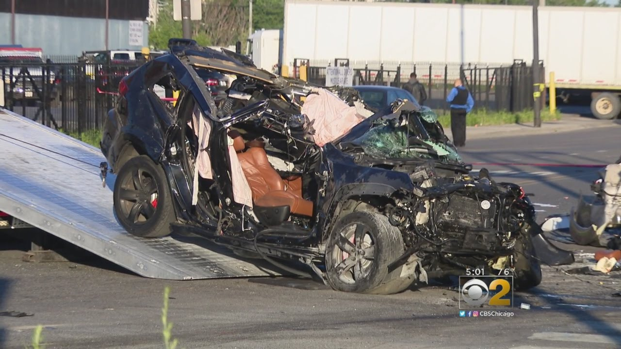 Off-Duty Cop Fled Traffic Stop Just Before Fatal Crash ...