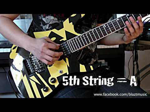 Standard Guitar Tuner by WHIN [E-A-D-G-B-E]