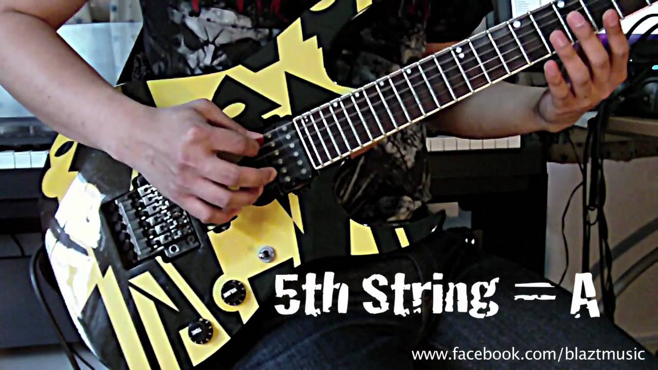 standard guitar tuner by whin e a d g b e youtube. Black Bedroom Furniture Sets. Home Design Ideas