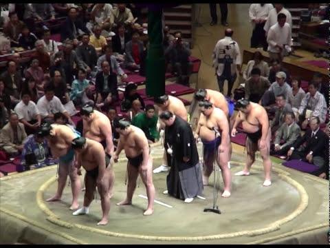 Tournoi SUMO 2003 - Aki Basho Tokyo