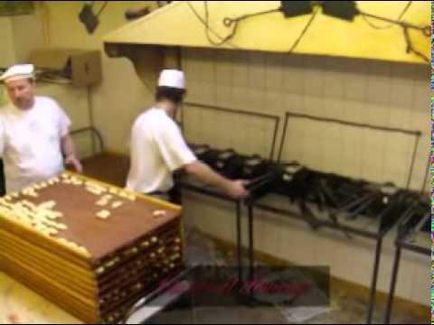 Les secrets de fabrication de la gaufre fourrée