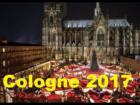 cologne beatuful christmas markets 2017 in 4k - Cologne Christmas Market