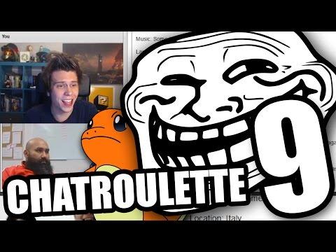 Chatroulette | TROLLEANDO A GENTE BORRACHA