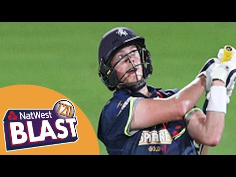 Run Fest In Canterbury - Kent v Somerset NatWest T20 Blast 2017