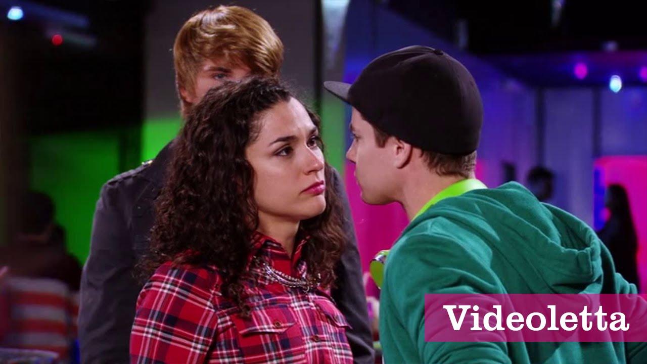 Violetta 3 english naty and maxi fight youtube - Violetta et maxi ...