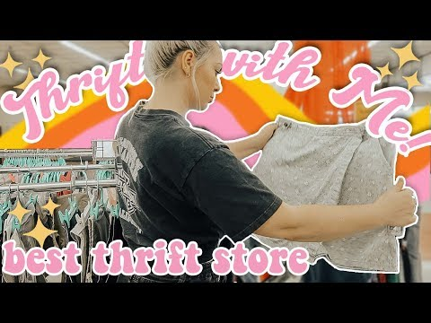 Thrift With Me! best thrift store in the MIDWEST! *I found 4 Harley Shirts!*