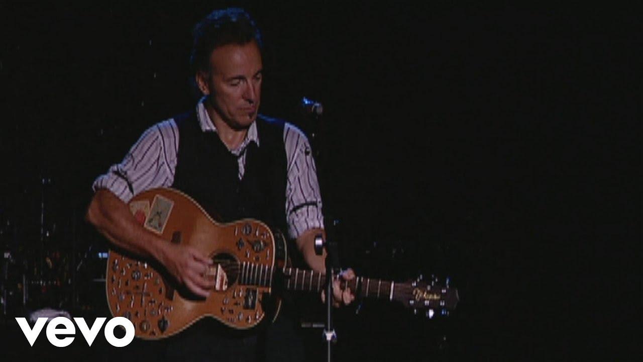 Download Bruce Springsteen - Bring 'Em Home (Live Tour Video)
