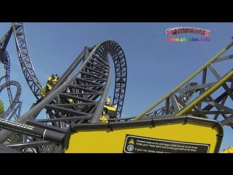 The Smiler @ Alton Towers POV, Opening Day + Roll-back.