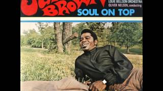 "James Brown ""Your Cheating Heart"""