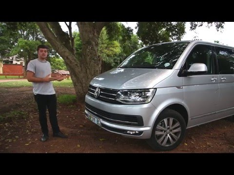 New Volkswagen Caravelle review by TheMotorist